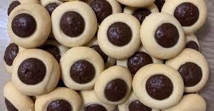 עוגיות שוקולד מטבעות