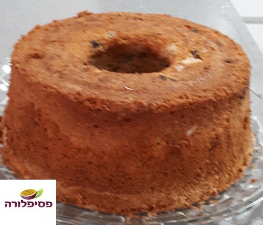 עוגת אגוזים ושוקולד כשרה לפסח