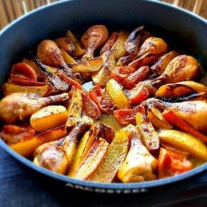 סופריטו עוף ותפוחי אדמה
