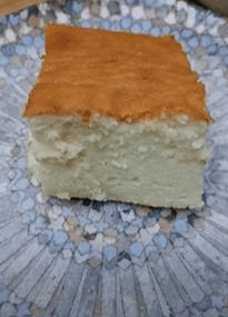 עוגת גבינה קלה ללא הפרדת ביצים