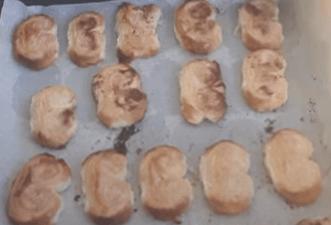 עוגיות אוזני פיל מתכון