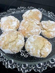 עוגיות שקדים מתכון
