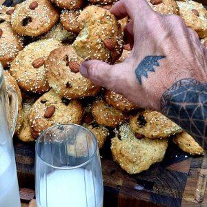 עוגיות בולו טריפוליטאיות 1